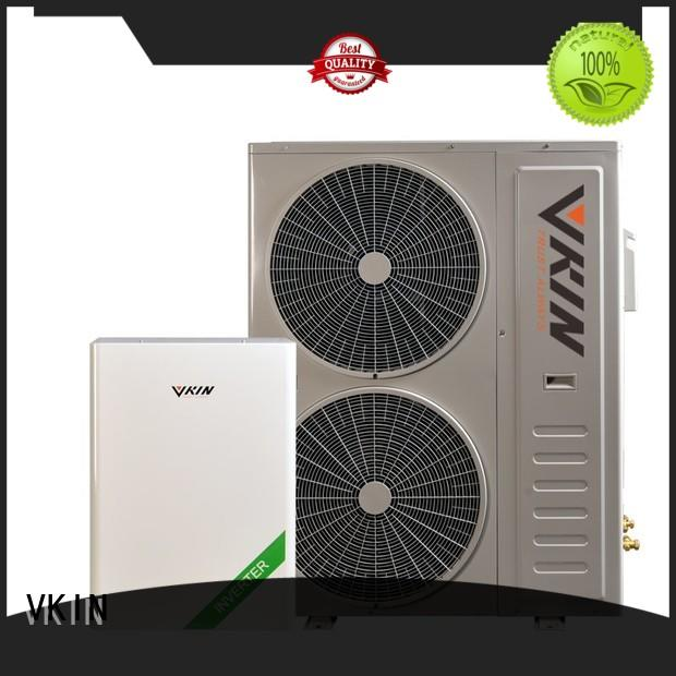 VKIN tons air to water heat pump manufacturers suppliers for cooling