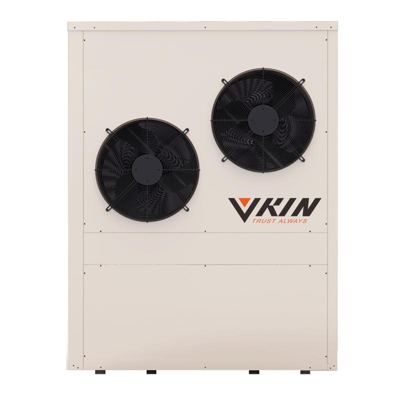 Dc Inverter Integrated Heat Pump Small Commercial Heating Cooling Vrha-100an1dcaio