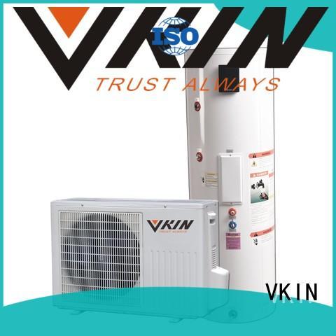 VKIN durable heat pump hot water heater manufacturer for shower