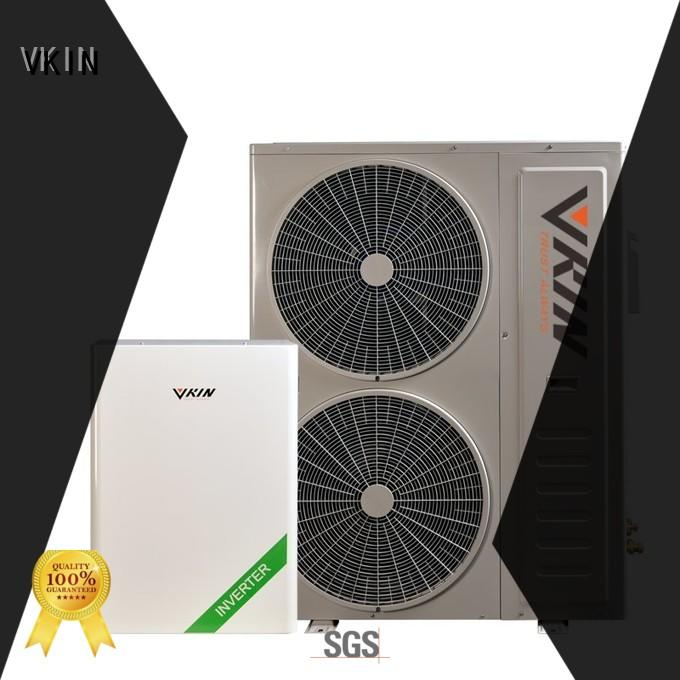 VKIN air air to water heat pump manufacturers manufacturers for house