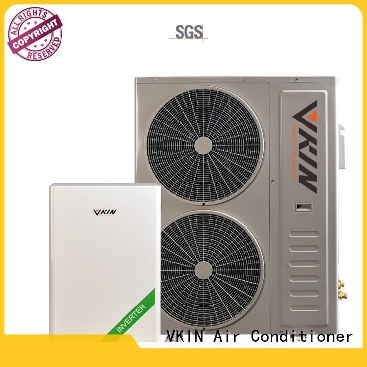 experienced air source heat pump underfloor heating inverter wholesale for heating
