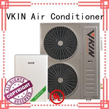 professional air source heat pump underfloor heating air series for house