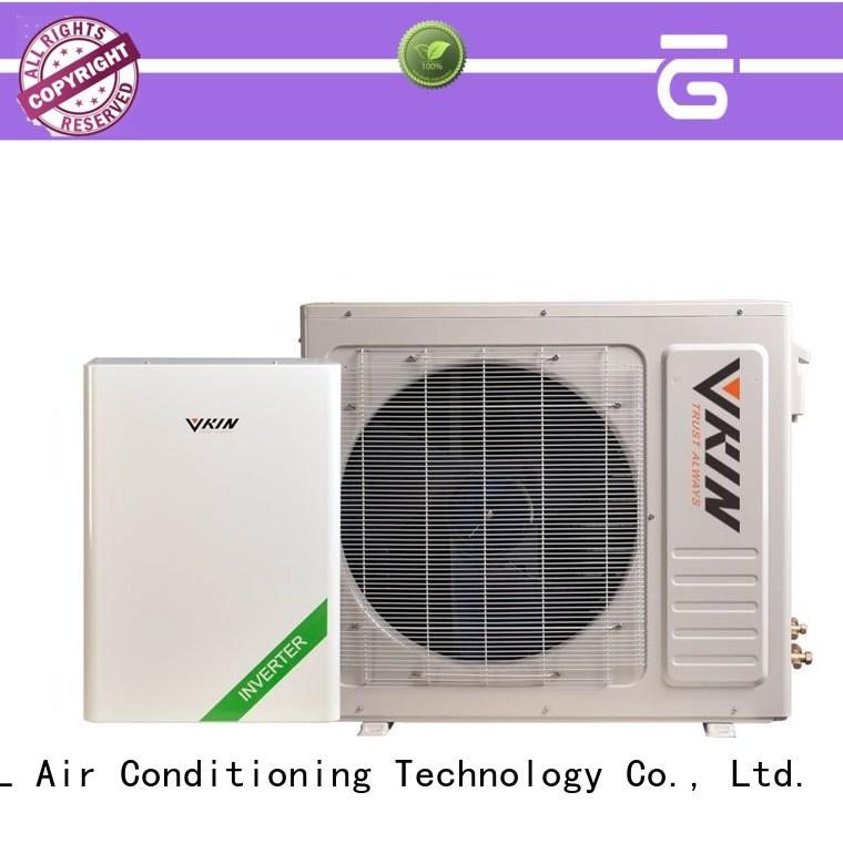 VKIN professional air source heat pump hot water suppliers for house