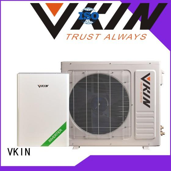 VKIN dc air to water heat pump manufacturers company for indoor