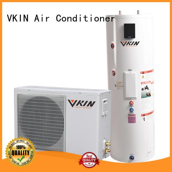 VKIN heat commercial heat pump water heater company for shower