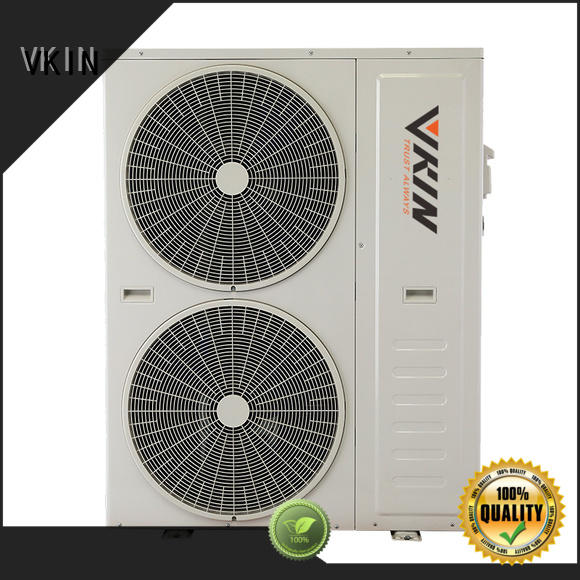 VKIN experienced air to water heat pump company for heating