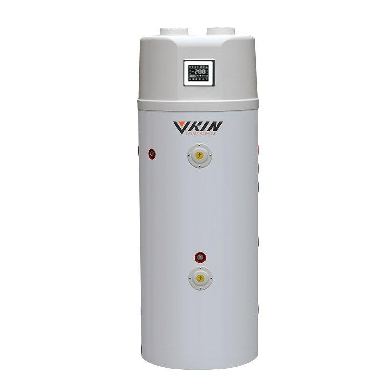 DC Inverter All In One Heat Pump Water Heater Vrha-09an1dct 80gal