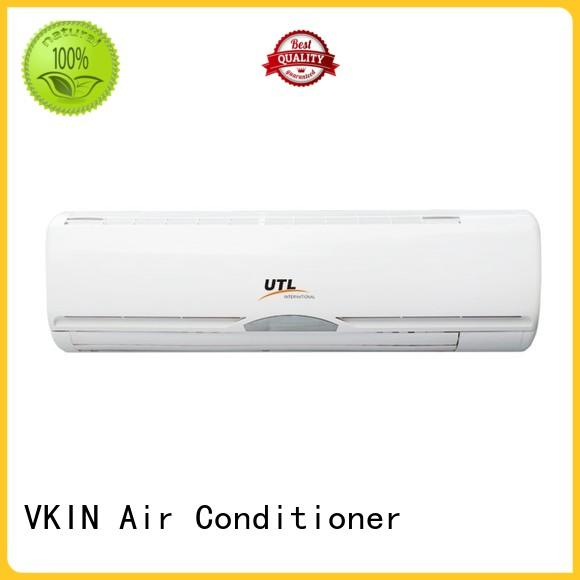VKIN high efficient wall mount ac with low noise for cooling