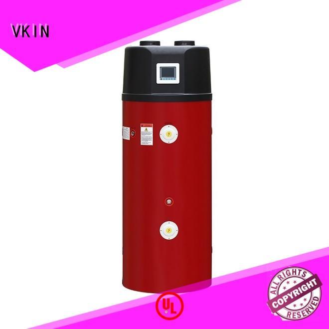 VKIN pump hybrid heat pump water heater manufacturer for house