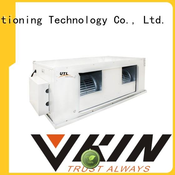 VKIN pump floor standing ac supply for heating