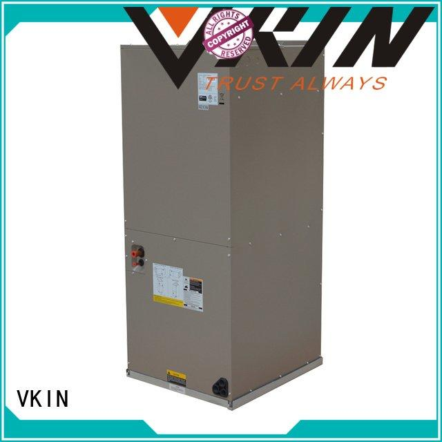 Custom ac air handler pump air heat VKIN