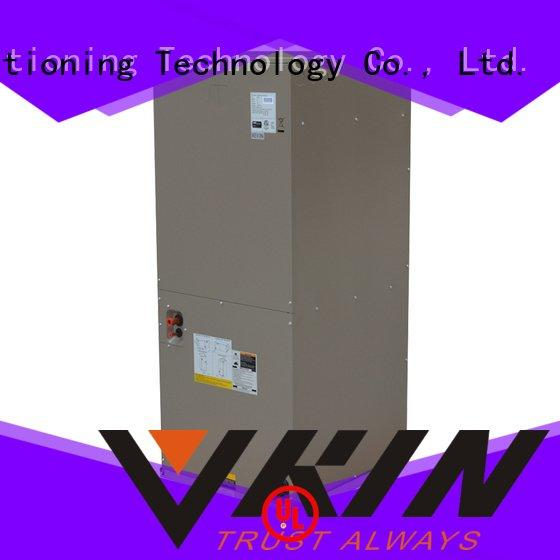 VKIN dc ac air handler pump tons