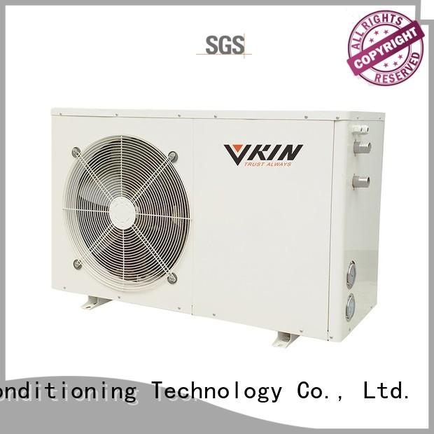 VKIN online air source heat pump water heater manufacturers for heating