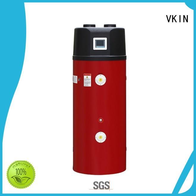 one hybrid heat pump water heater supplier for heating VKIN