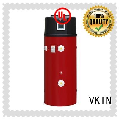 VKIN electric hybrid heat pump water heater company for indoor