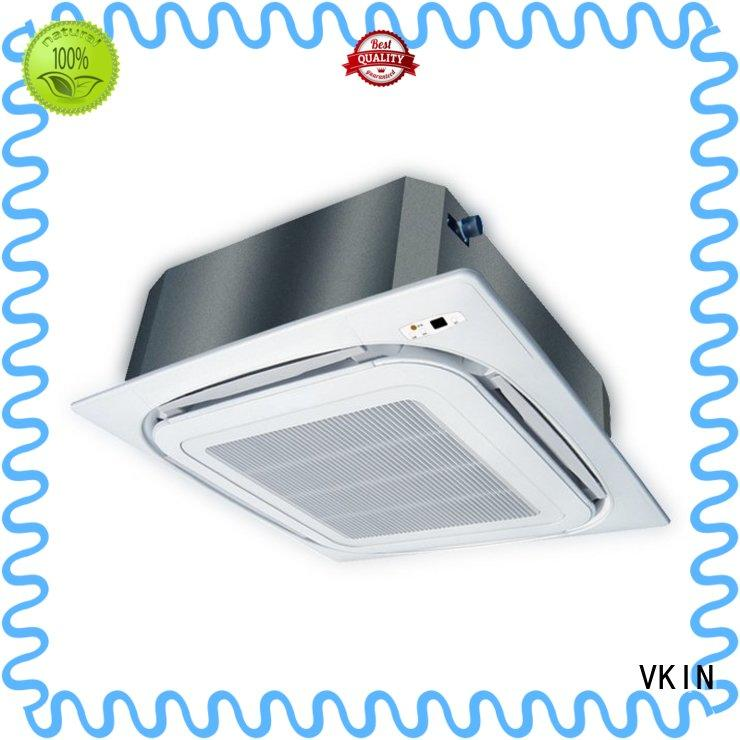 VKIN ceiling cassette type air conditioner manufacturer for temperature control